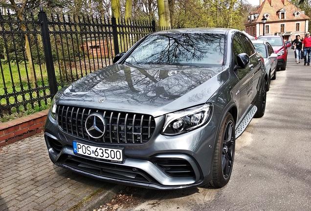 Mercedes-AMG GLC 63 S Coupé C253