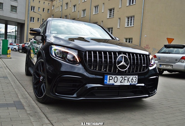 Mercedes-AMG GLC 63 S Coupé C253