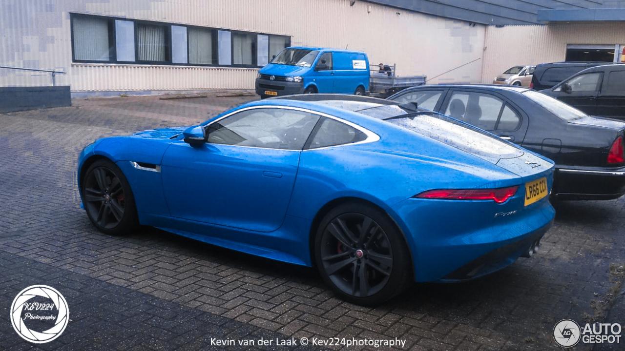 Jaguar F-TYPE S AWD Coupé British Design Edition - 23 ...