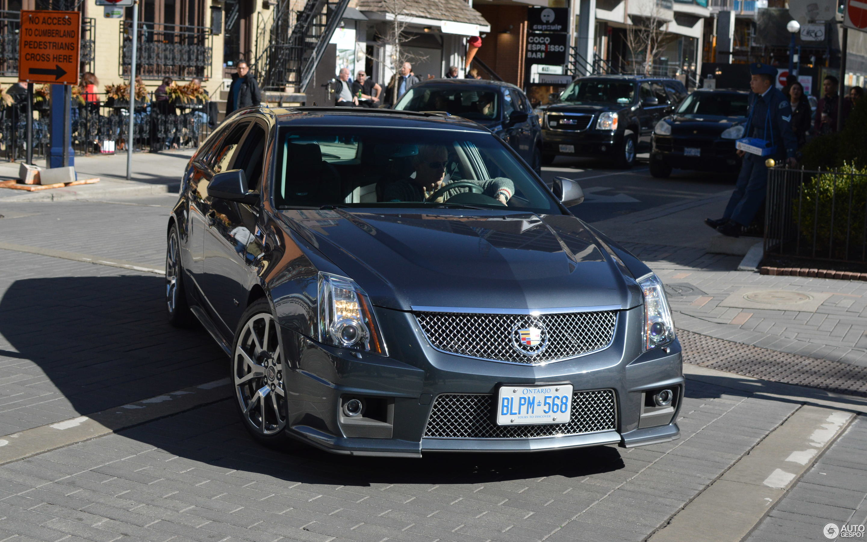wallpapers sport wsupercars cadillac hd vsport cts v images picture