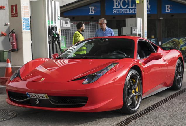Ferrari458 Italia