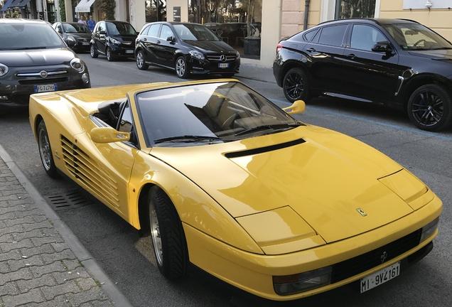 Ferrari Testarossa Straman Spider Conversion