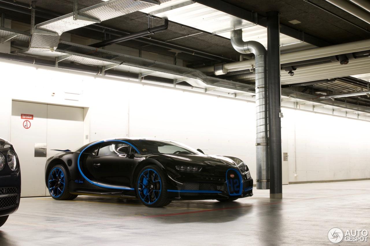 Bugatti Chiron Zero-400-Zero Edition