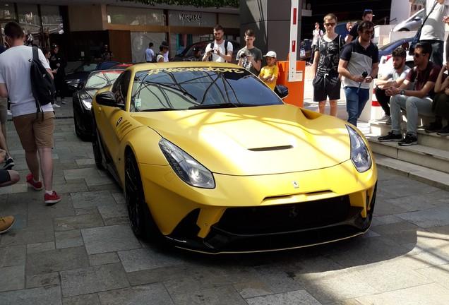 Ferrari F12berlinetta ONYX Concept F2X Longtail