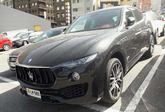 Maserati Levante Diesel GranSport