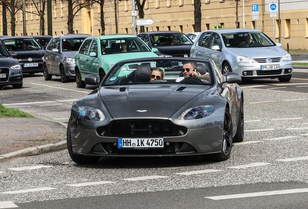 Aston Martin V8 Vantage AMR Roadster