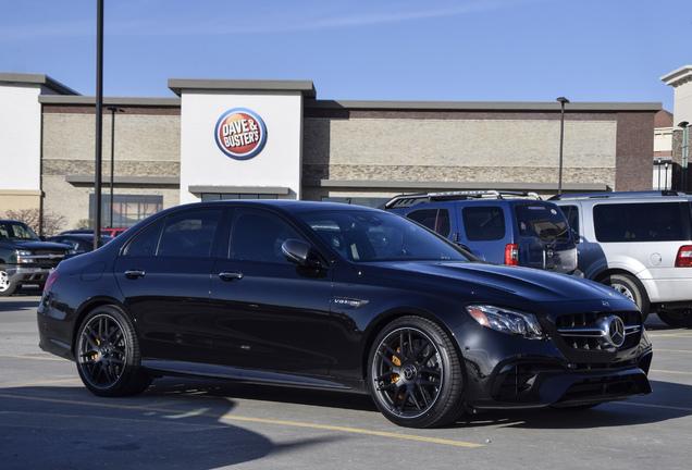 Mercedes-AMGE 63 S W213