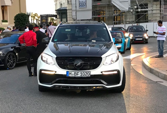 Mercedes-AMG GLE 63 S Top Car Inferno
