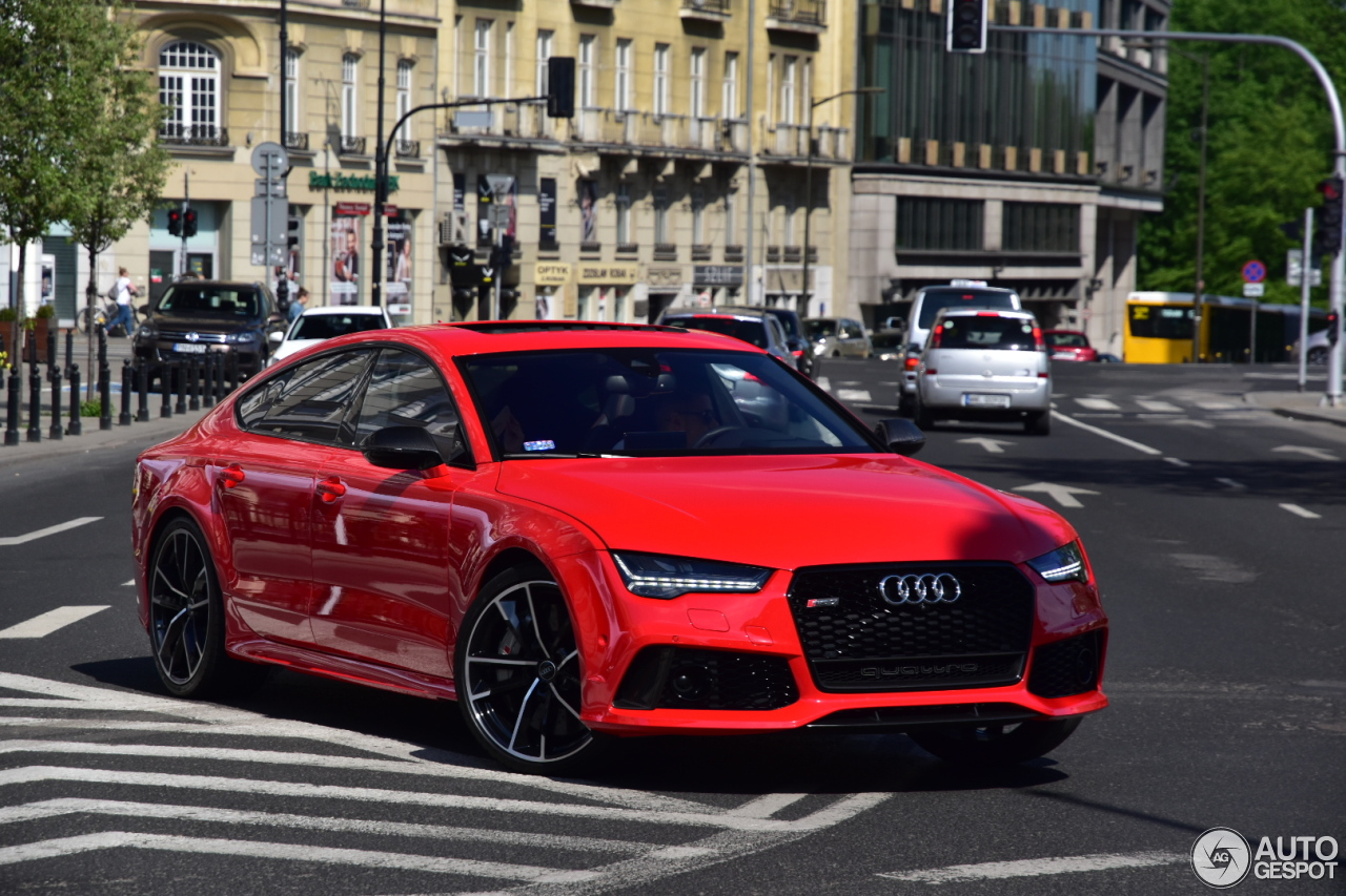 Audi Rs7 Sportback 2015 Performance 28 April 2018 Autogespot