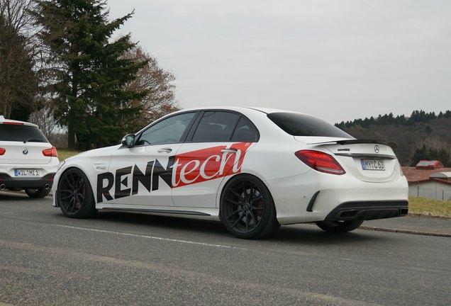 Mercedes-AMG Renntech C 63 S W205
