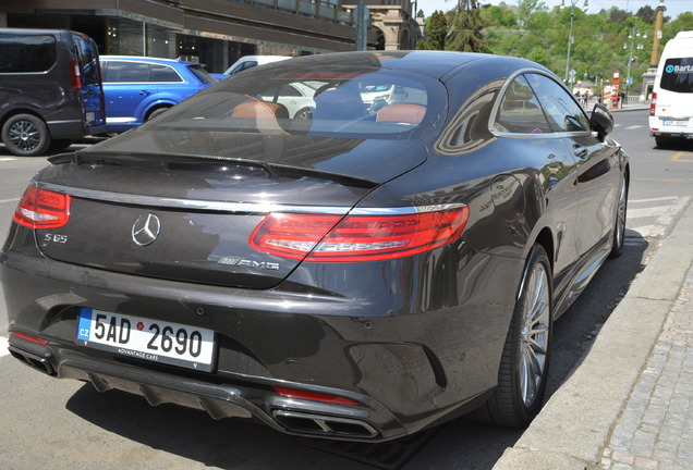 Mercedes-Benz S 65 AMG Coupé C217