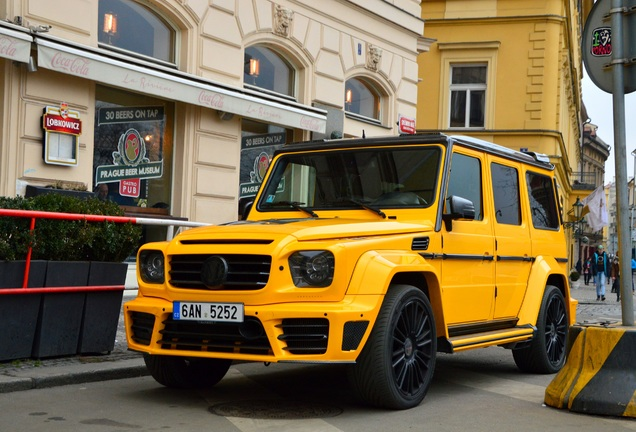 Mercedes-Benz Mansory Gronos