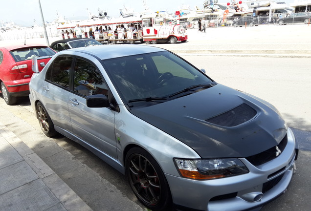 Mitsubishi Lancer Evolution IX AMS Performance