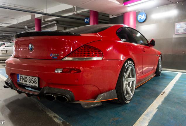 BMW Vorsteiner M6 E63