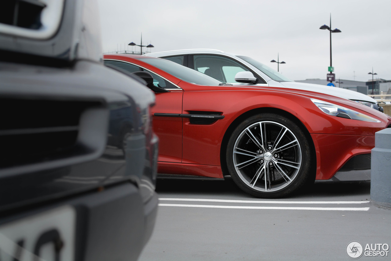 Nouvelle Aston Martin Vantage 2018 >> Aston Martin Vanquish 2013 - 5 mai 2018 - Autogespot
