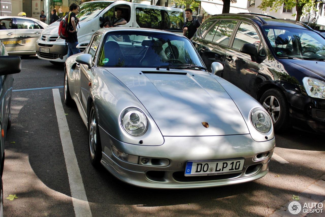 Porsche 993 Turbo S