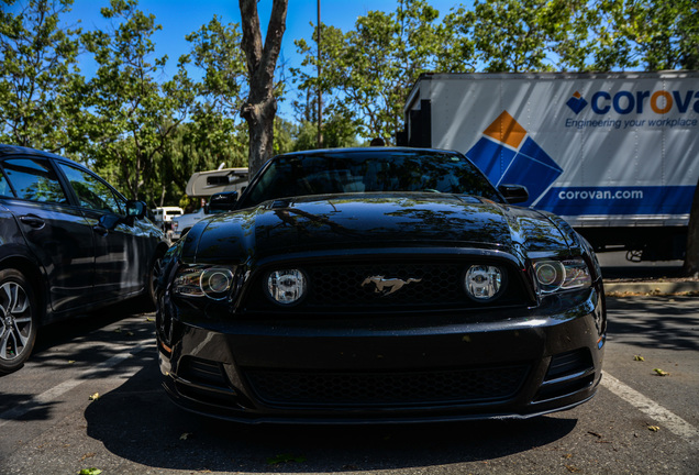 Ford Mustang GT 2013 Hennessey HPE 700