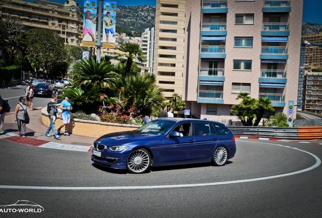 Alpina D3 Bi-turbo Touring 2013