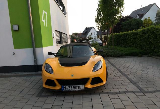 Lotus Exige S 2012 CR