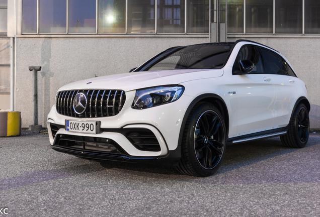 Mercedes-AMG GLC 63 X253