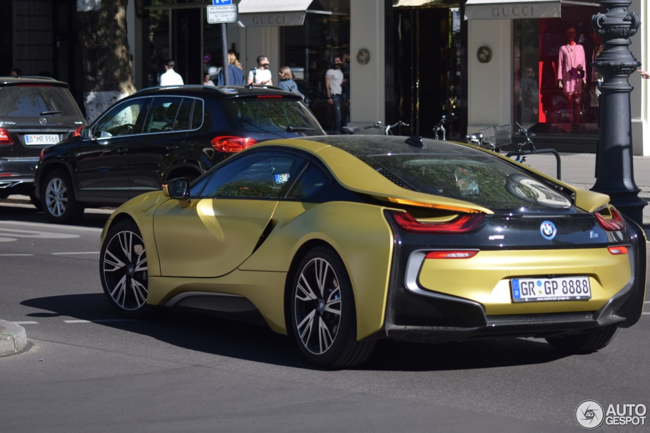 bmw i8 protonic frozen yellow edition 8 mai 2018 autogespot. Black Bedroom Furniture Sets. Home Design Ideas