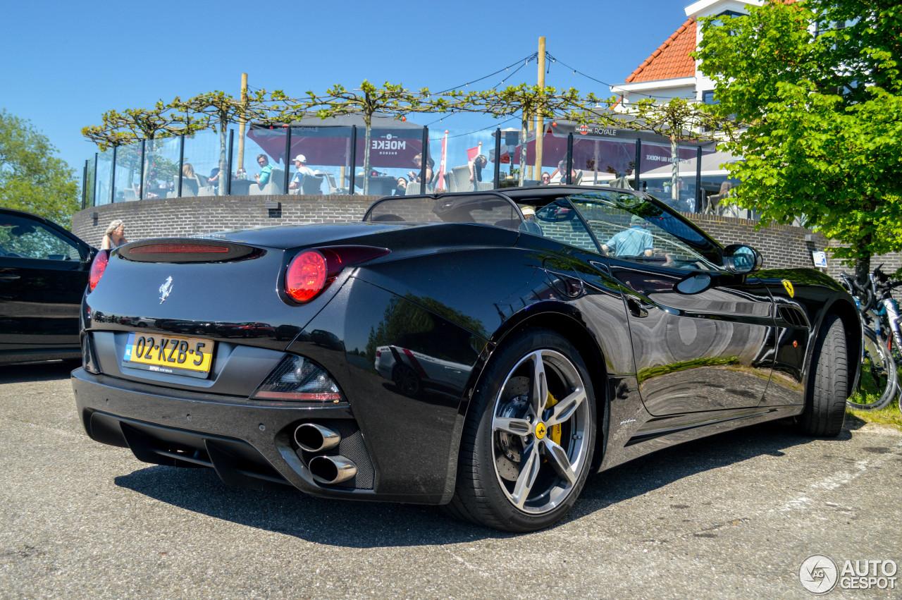 Ferrari California - 8 May 2018 - Autogespot