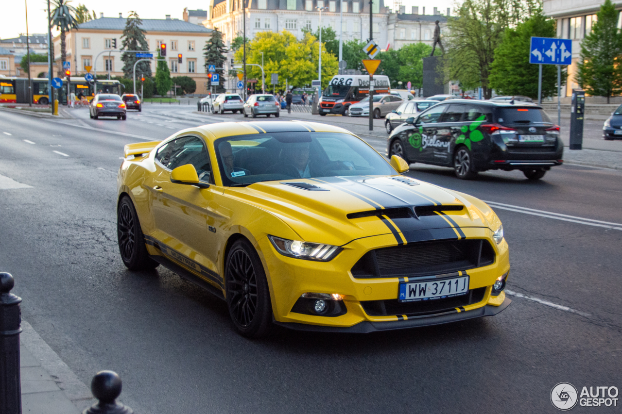 ford mustang roush stage 2 2015 8 mai 2018 autogespot. Black Bedroom Furniture Sets. Home Design Ideas