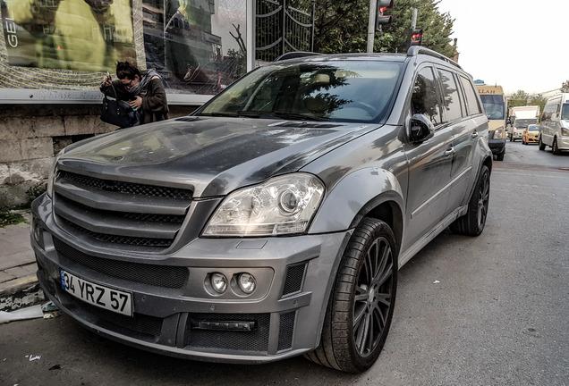 Mercedes-Benz Brabus GL 63 Biturbo