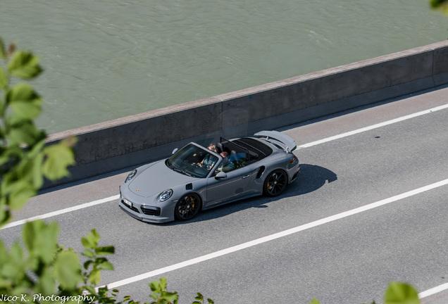Porsche 991 Turbo S Cabriolet MkII Moshammer
