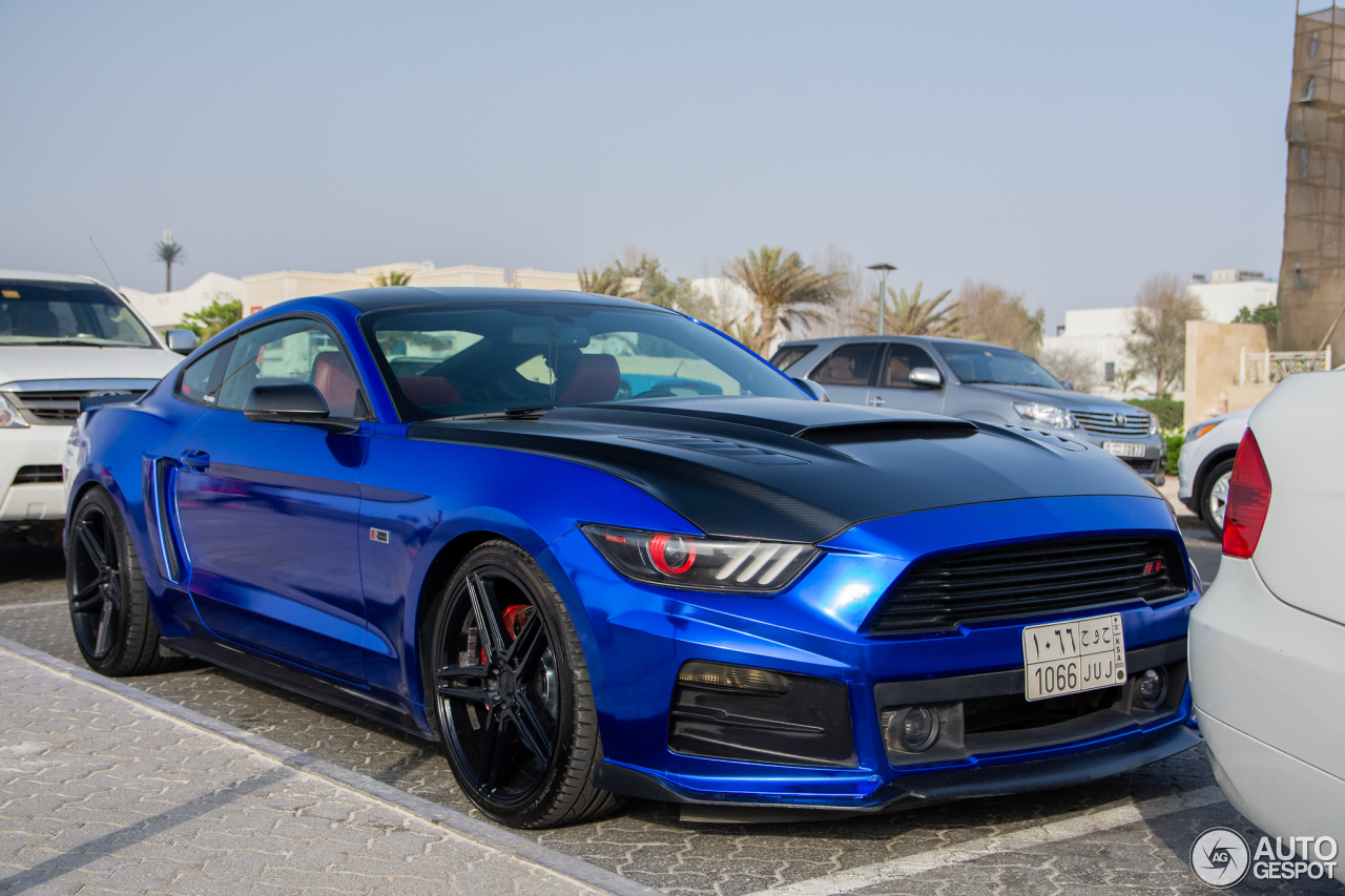 ford mustang roush stage 3 2015 10 2018 autogespot. Black Bedroom Furniture Sets. Home Design Ideas