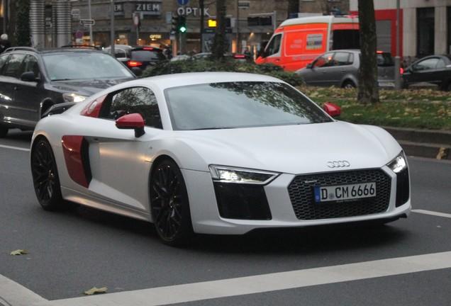 Audi R8 V10 Plus Sport Edition