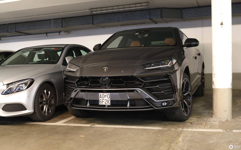 Lamborghini Urus 11 Mai 2018 Autogespot