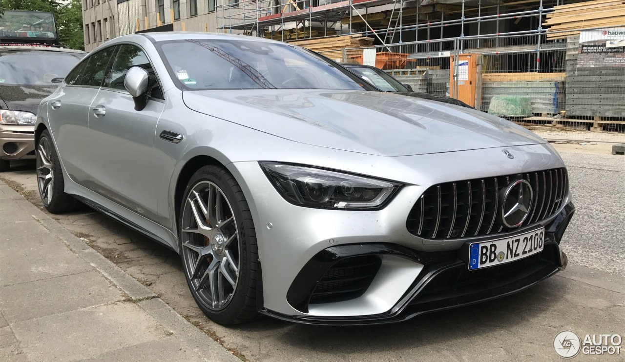 mercedes amg gt 63 s x290 12 may 2018 autogespot. Black Bedroom Furniture Sets. Home Design Ideas