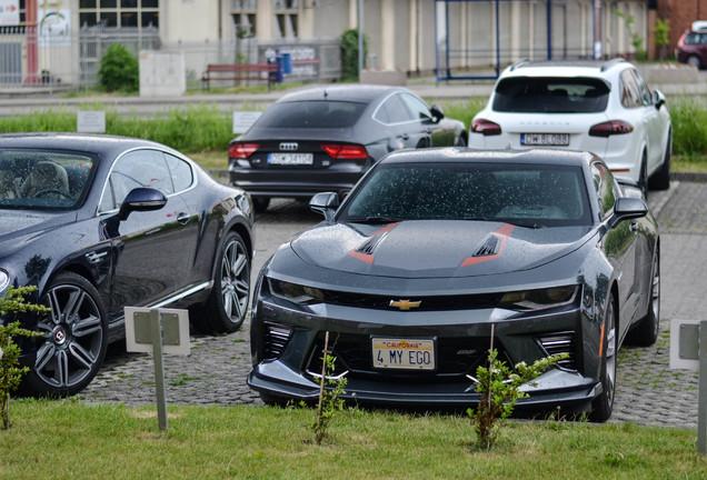 Chevrolet Camaro SS 2016 50th Anniversary