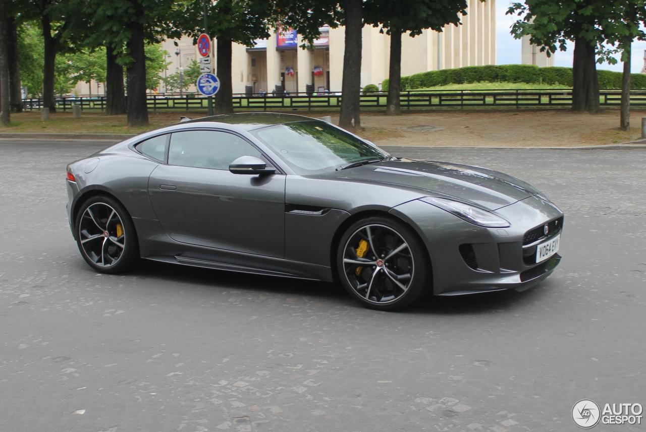 Jaguar F-TYPE R Coupé - 13 May 2018 - Autogespot