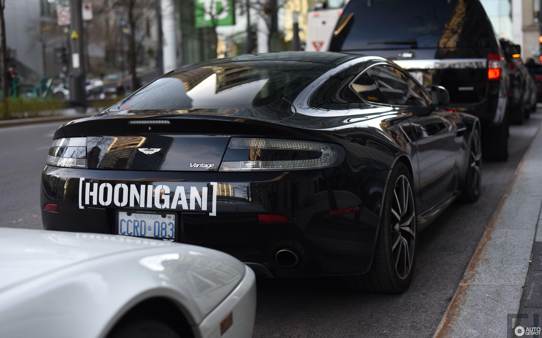 Aston Martin V Vantage GT May Autogespot - Aston martin vantage gt 2018