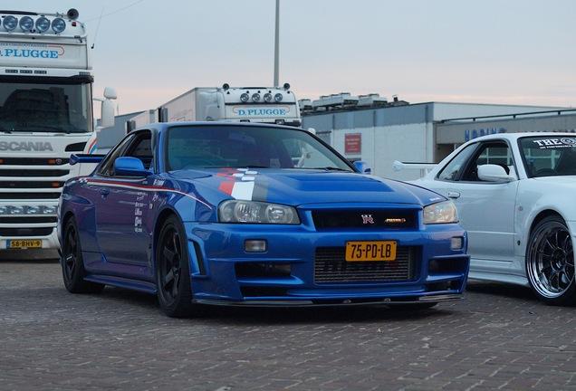 Nissan Skyline R34 GT-R Nismo R-Tune