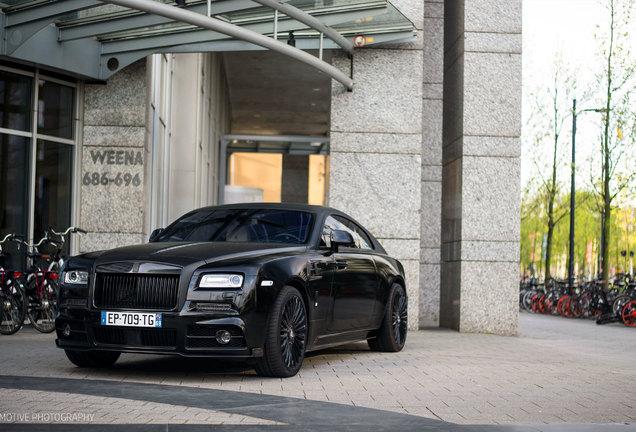 Rolls-Royce Mansory Wraith