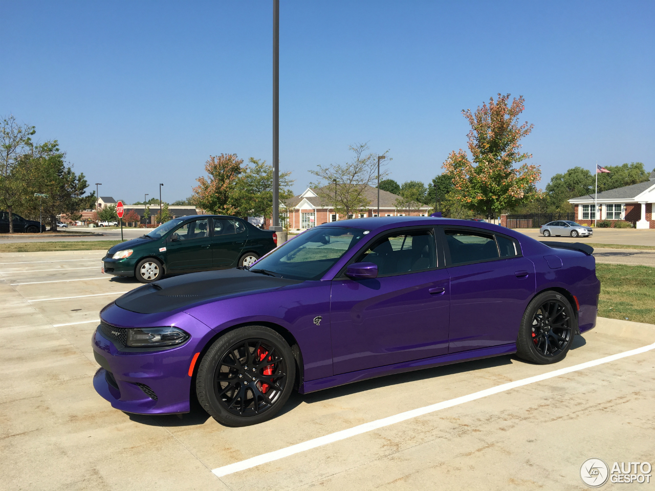17 Charger Hellcat >> Dodge Charger SRT Hellcat 2017 - 18 May 2018 - Autogespot
