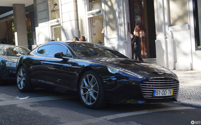 Aston Martin Rapide S 18 May 2018 Autogespot