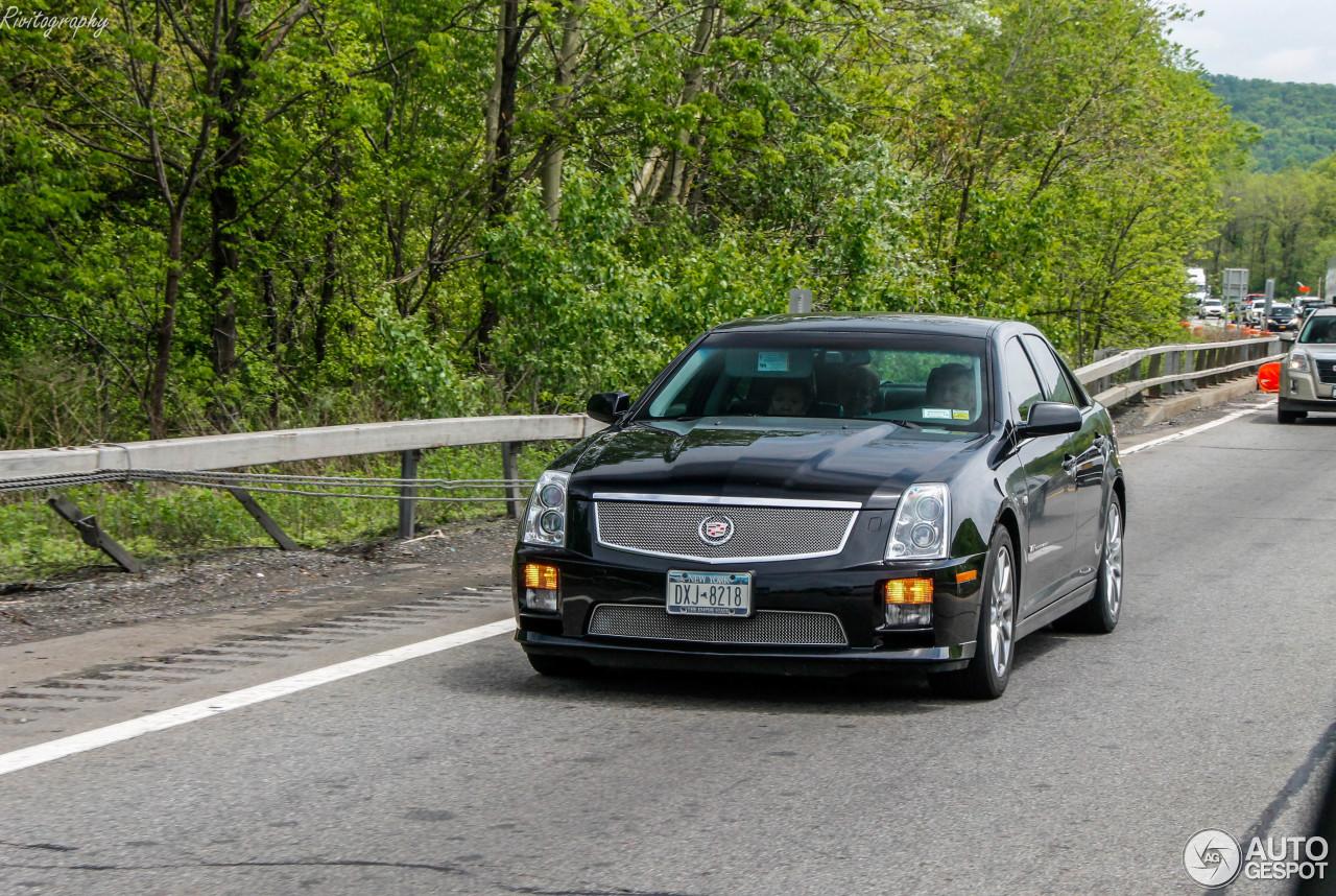 Cadillac Sts-v - 19 May 2018