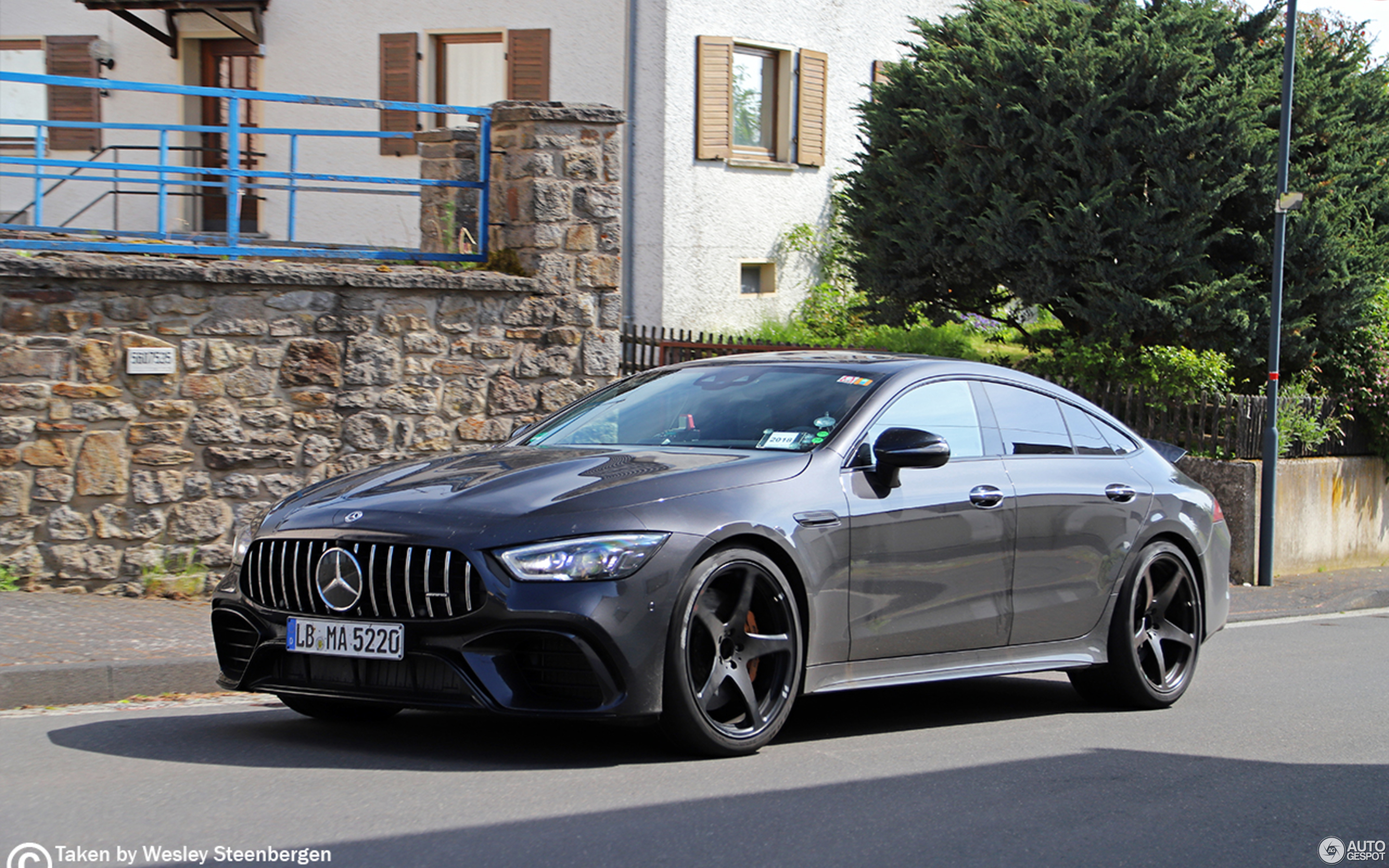 mercedes amg gt 63 x290 20 may 2018 autogespot. Black Bedroom Furniture Sets. Home Design Ideas