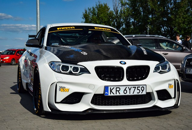 BMW M2 Coupé F87 Maxton Design