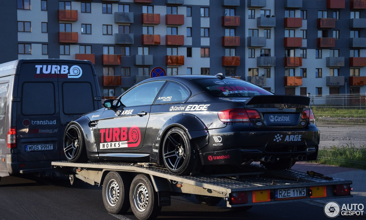 Bmw M3 E92 Coupe M Tuning 21 May 2018 Autogespot