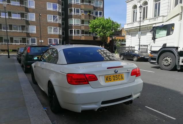 BMW M3 E93 Cabriolet Edition
