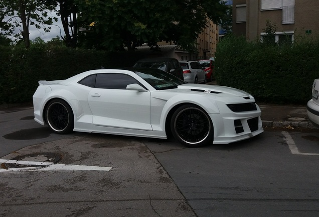 Chevrolet Camaro SS Forgiato Wide Body Kit