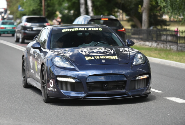 Porsche Panamera Turbo Techart Grand GT