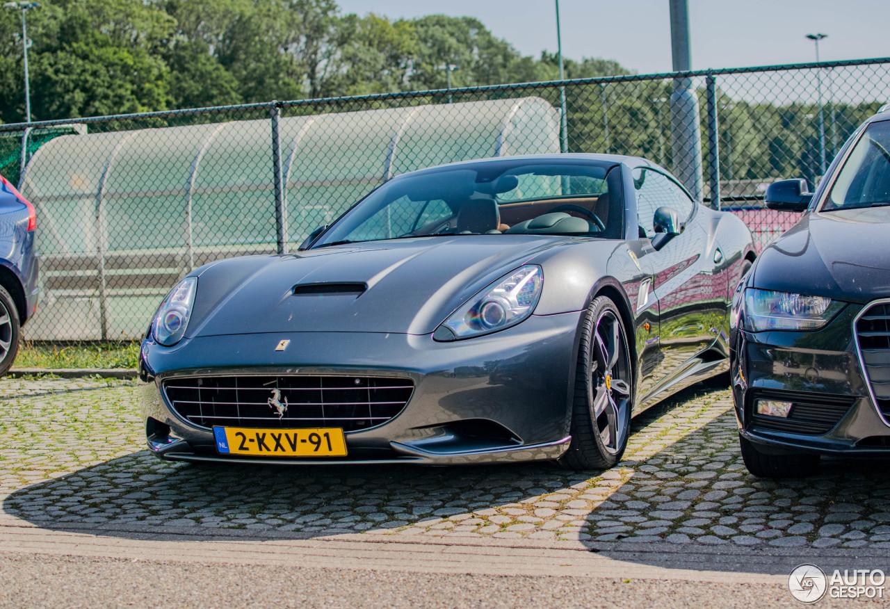 Ferrari California Novitec Rosso