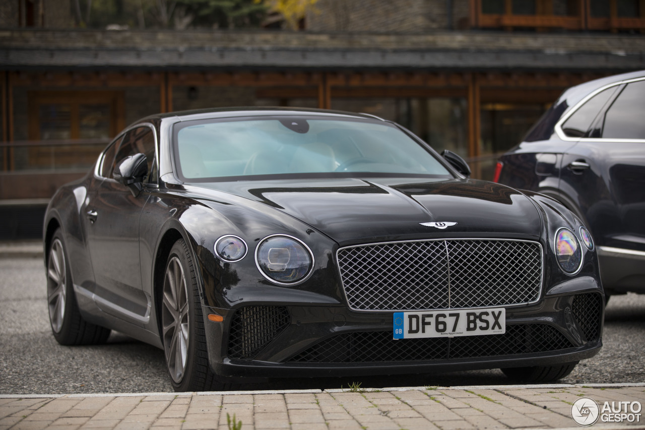 bentley continental gt 2018 23 may 2018 autogespot. Black Bedroom Furniture Sets. Home Design Ideas