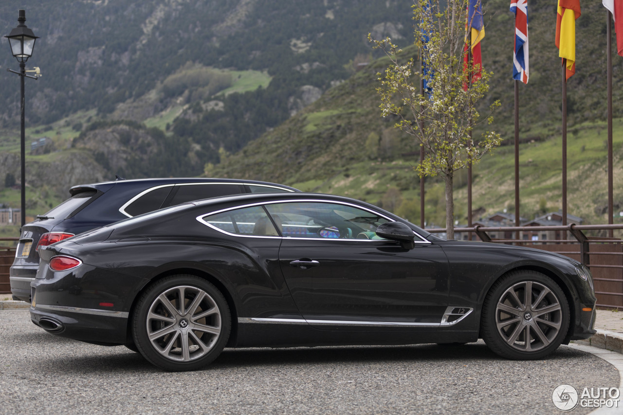 Bentley Continental GT 2018 - 23 May 2018 - Autogespot